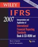 Cover of: Wiley IFRS 2007 | Barry J. Epstein