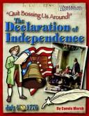 Cover of: Declaration of Independence Repro Activity Book | Carole Marsh