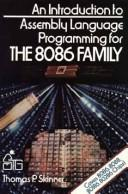 Cover of: An Introduction to 8086/8088 Assembly Language Programming (General Trade) | Thomas P. Skinner
