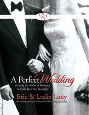 Cover of: A perfect wedding