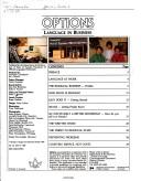 Cover of: Options: Language in business  |