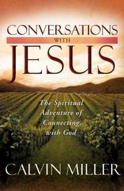 Cover of: Conversations with Jesus