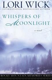 Cover of: Whispers of Moonlight (Rocky Mountain Memories #2)