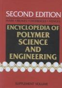 Cover of: Encyclopedia of polymer science and engineering