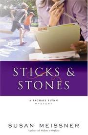 Cover of: Sticks and Stones (Rachael Flynn Mystery Series #2)