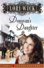 Cover of: Donovan's Daughter (The Californians, Book 4)
