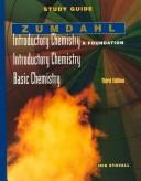 Cover of: Study Guide for Introductory Chemistry