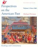 Cover of: Perspectives on the American Past | Michael Perman