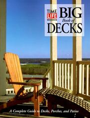 Cover of: The big book of decks