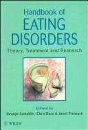 Cover of: Handbook of Eating Disorders | Chris Dare