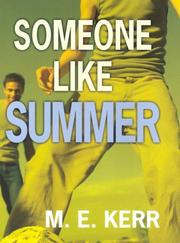 Cover of: Someone Like Summer