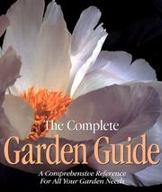 Cover of: The Complete Garden Guide