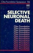 Cover of: Selective Neuronal Death | CIBA Foundation Symposium