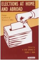 Cover of: Elections at home and abroad |