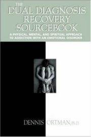 Cover of: The dual diagnosis recovery sourcebook