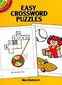 Cover of: Easy Crossword Puzzles
