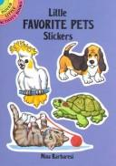Cover of: Little Favorite Pets Stickers