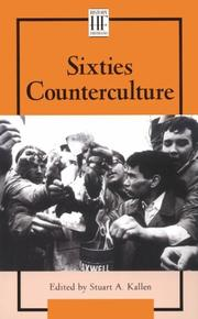Cover of: History Firsthand - Sixties Counterculture