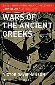 Cover of: Wars of the Ancient Greeks