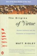 Cover of: The Origin of Virtue