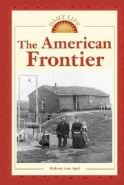 Cover of: The American frontier