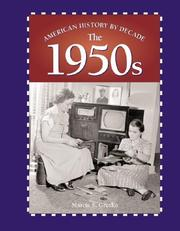 Cover of: American History by Decade - The 1950s (American History by Decade) | Deanne Durrett