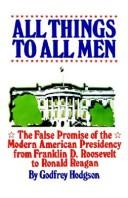 Cover of: All things to all men