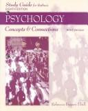 Cover of: Study Guide for Rathus' Psychology