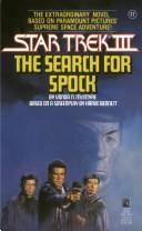 Cover of: Star Trek III