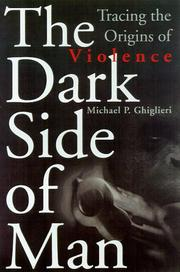 Cover of: The dark side of man