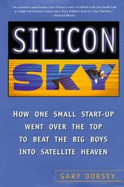 Cover of: Silicon Sky