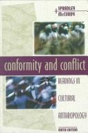 Cover of: Conformity and conflict | James Spradley, David W. McCurdy, [editors].