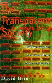 Cover of: The transparent society | David Brin