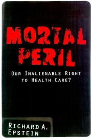 Cover of: Mortal Peril