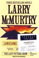 Cover of: Larry McMurtry