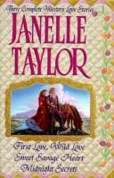 Cover of: Three Complete Western Love Stories