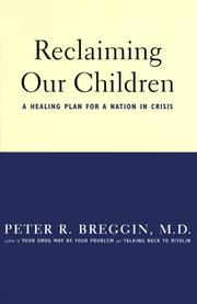 Cover of: Reclaiming our children