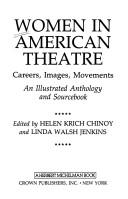 Cover of: Women in American theatre |
