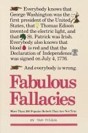 Cover of: Fabulous Fallacies