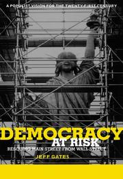 Cover of: Democracy at Risk