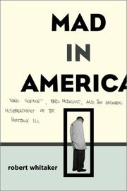 Cover of: Mad in America