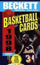 Cover of: Official Price Guide to Basketball Cards 1998, 7th edition