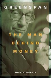 Cover of: Greenspan