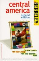 Cover of: Berkeley Guides: Central America