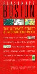 Cover of: Flashmaps Boston | Marcy S. Pritchard