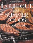 Cover of: The Random House Barbecue and Summer Foods Cookbook | Margaret Fraser