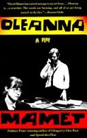 Cover of: Oleanna: A Play