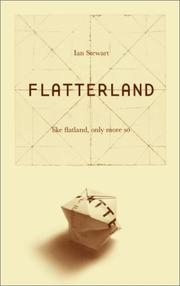 Cover of: Flatterland: Like Flatland, Only More So