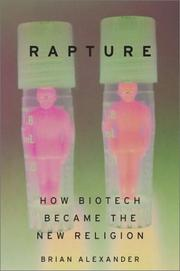 Cover of: Rapture