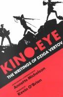 Cover of: Kino-eye